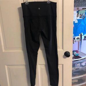 Lululemon mesh leggings